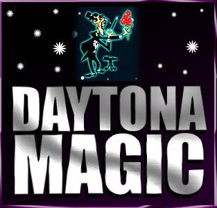 Daytona Magic ad for S.A.M. Convention 2018