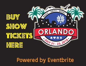 Buy tickets to the evening magic show Orlando 2018